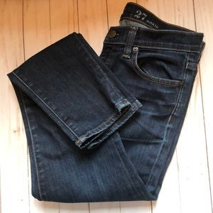 J. Crew Toothpick Fit Size 27 Ankle